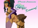 EPresents Commission: Wakfu Rimming!