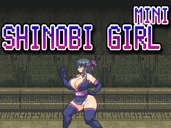 SHINOBI GIRL MINI