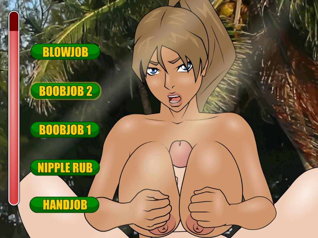 3d porn amazon island xxx clip
