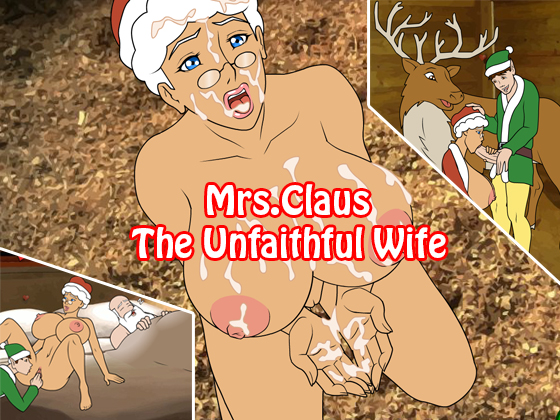 Unfaithful mrs claus sex games
