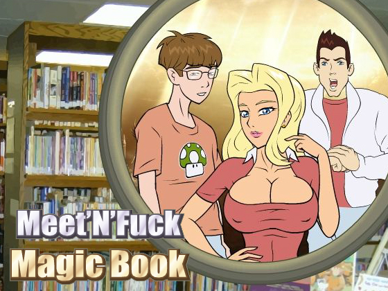Meet'N'Fuck Magic Book