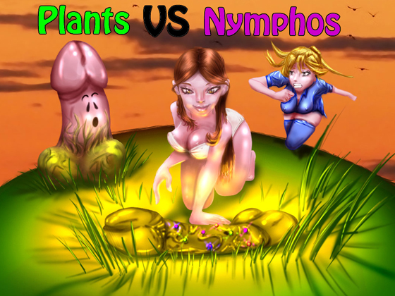 Plants vs Nymphos