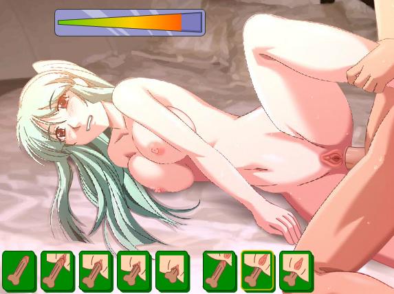 Avatars naked having sex