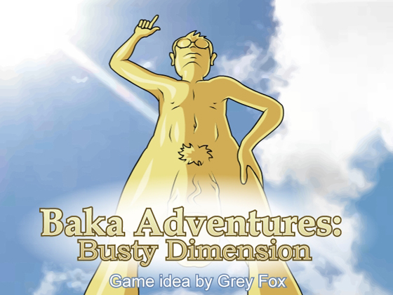 Baka Adventures: Busty Dimension