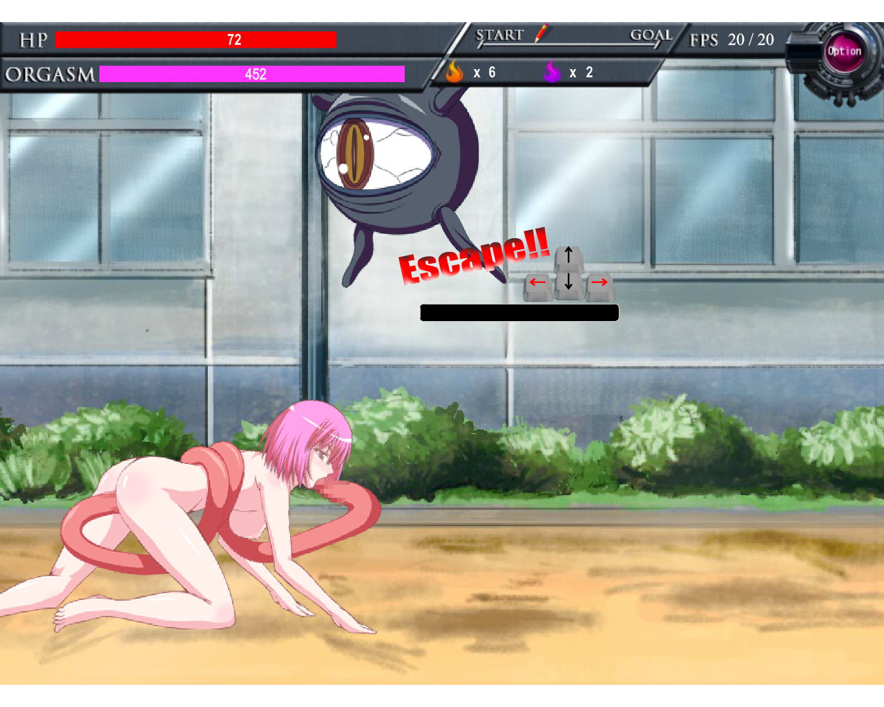 Action hentai game sexual slaves
