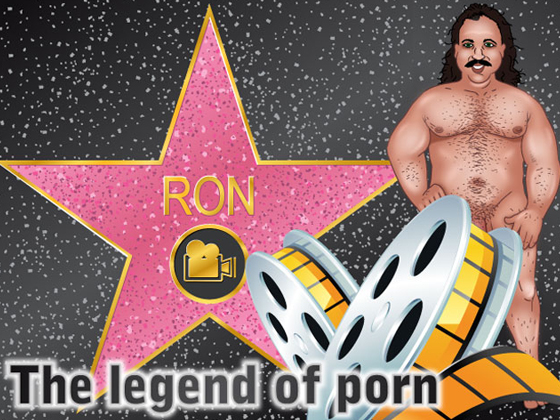 RON The legend of porn