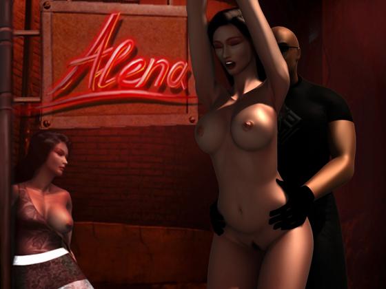 Порно с аленой из корабля