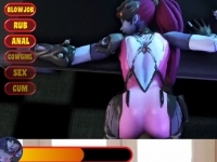 Horny WidowMaker